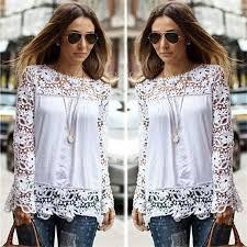 Resultado de imagem para croche roupas blusas