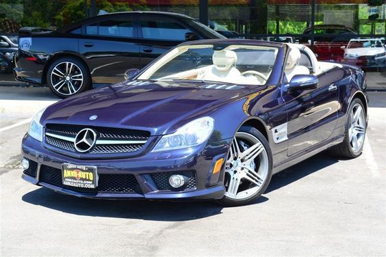 This 2009 Mercedes-Benz SL-Class SL63 AMG is listed on Carsforsale.com for…