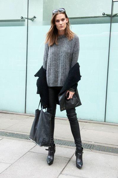 The model uniform #streetwear #London