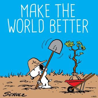 Make the World Better