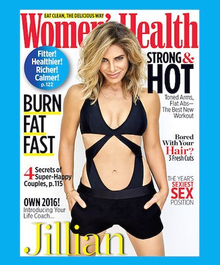 Our Thoughts On Women's Health's Major Body-Positive Change #refinery29  http://www.refinery29.com/2015/12/100368/womens-health-magazine-bikini-body