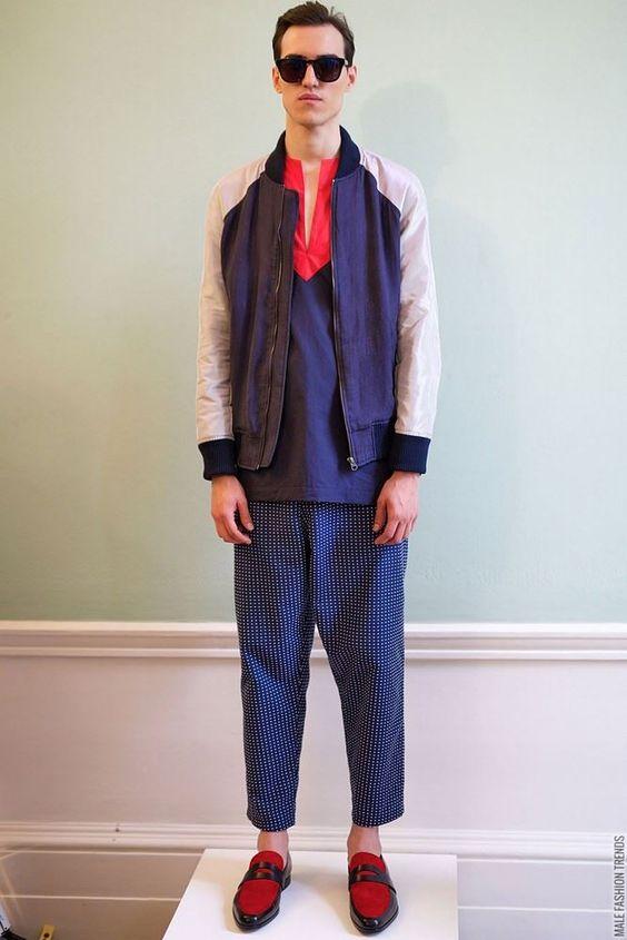 Mr. Hare Spring Summer 2016 Primavera Verano #Menswear #Trends #Tendencias #Moda Hombre - London Collections MEN - M.F.T.