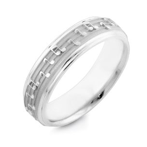 Wedding Band Id Wear It Not As My Wedding Band Necessarily But Id Sure Wear It