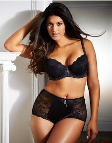 Plus Size Lingerie: Bras & Panties for Curvy Women | Adore Me ...