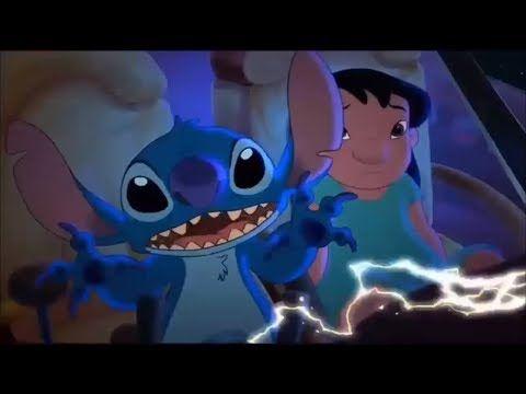 ليلو وستيتش Lilo Stitch The Movie 1 Part 4 Youtube