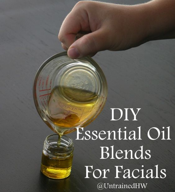 Making Your Own Face Oils