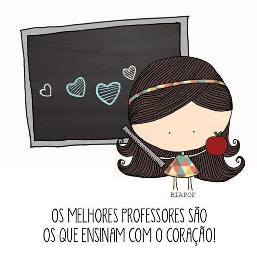 Professores | BiaPof: