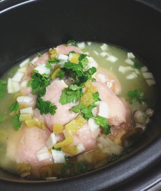 Chicken Avocado Lime Soup: