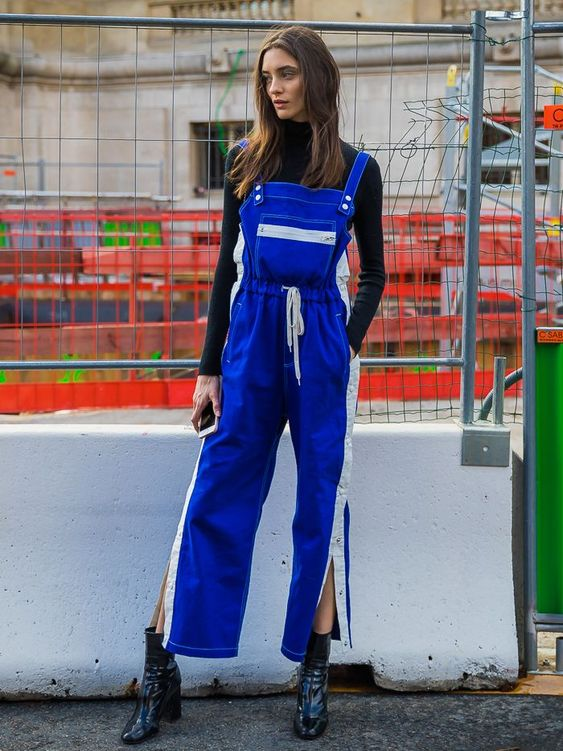 Overalls aren't just for music festivals or your childhood. Get inspired by these outfits for your next day out.