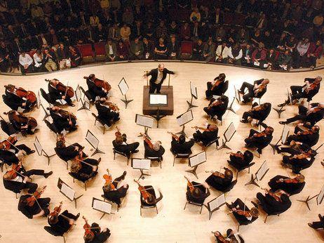 The Atlanta Symphony Orchestra