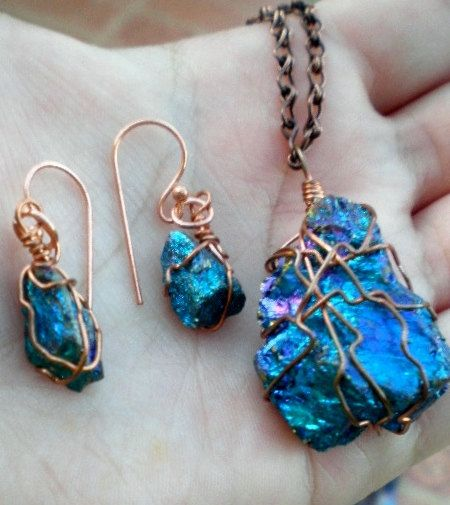 Wire and Peacocks on Pinterest