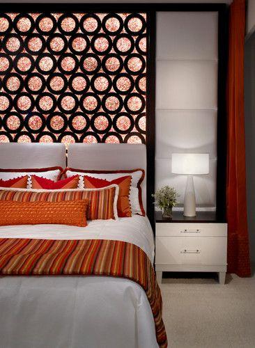 Ocean Penthouse Miami Beach - contemporary - bedroom - miami - alene  workman interior design,
