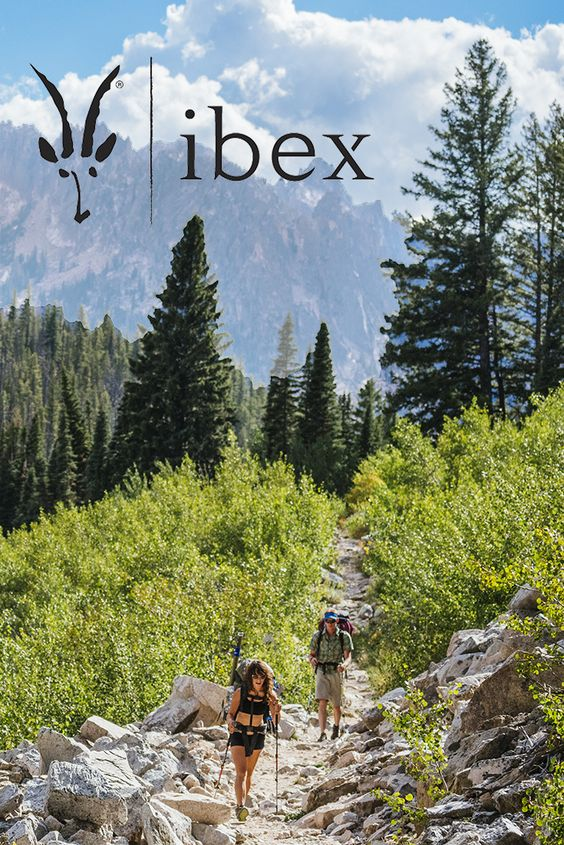 Yes you can wear wool in the summer! Ibex wool is a soft, sustainable, natural and 100% biodegradable/compostable fiber born for the outdoors.