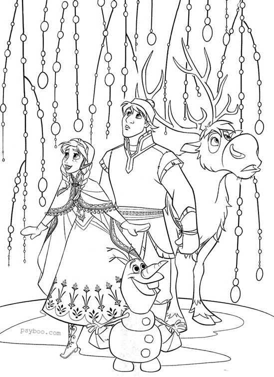 Free Printable Pdf 2020 In 2020 Frozen Coloring Pages Frozen Coloring Elsa Coloring Pages