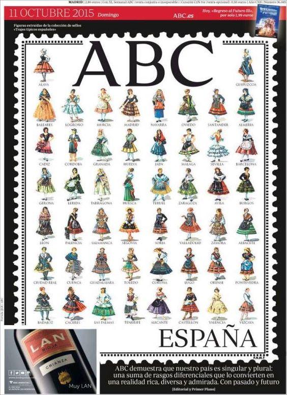 La portada de ABC desata mofas en Twitter