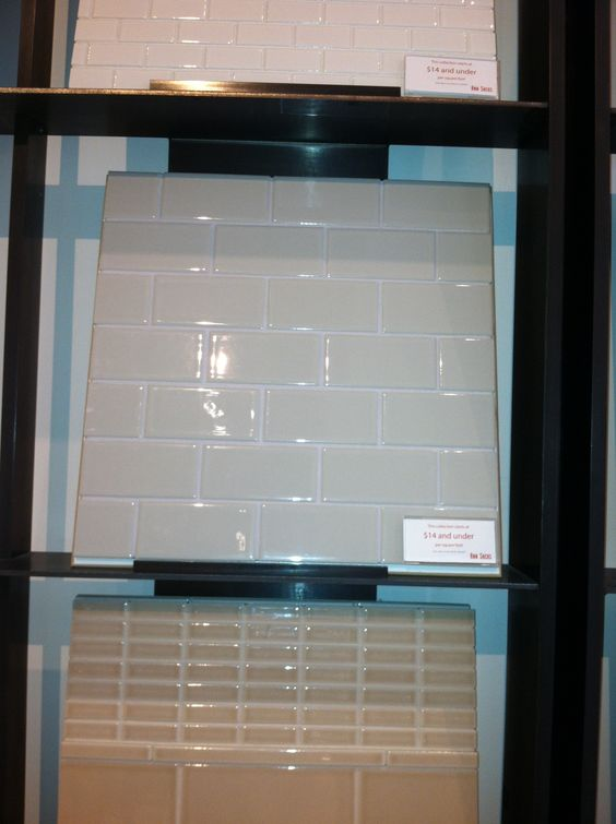 Ann Sacks Glass Tile Backsplash Image Review