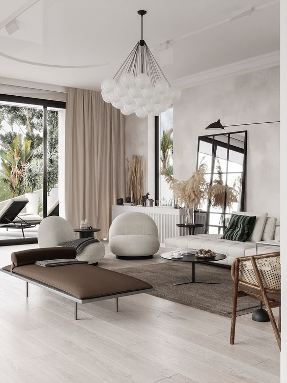Pacha Lounge Chair In 2021 Mediterranean Style Interior Living Room Designs Interior Design