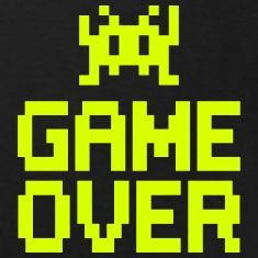 game over with sprite Shirts
