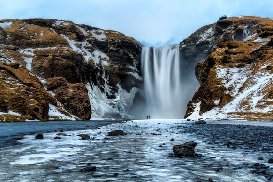 Skogafoss by Jean-Francois Chaubard on 500px