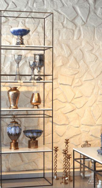 Rocc Taş Görünümlü Duvar Kaplama Panelleri