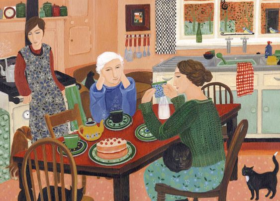 My Paisley World: Dee Nickerson Paints an Easygoing Lifestyle http://mypaisleyworld.blogspot.com/
