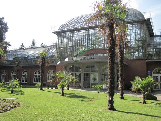 Palmen Garten - Frankfurt