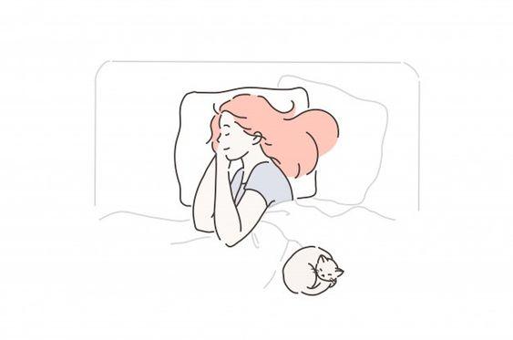 nhiệt độ mát giúp dễ ngủ hơn