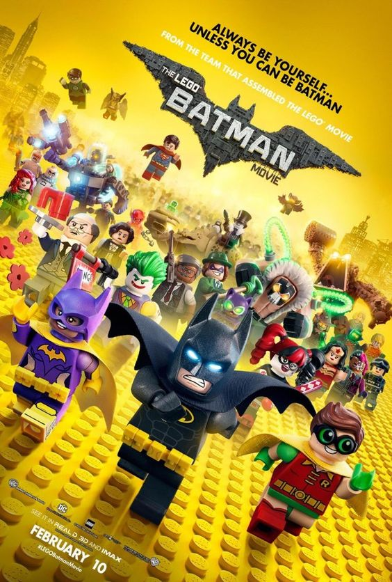 The LEGO Batman Movie (2017) WEBRip