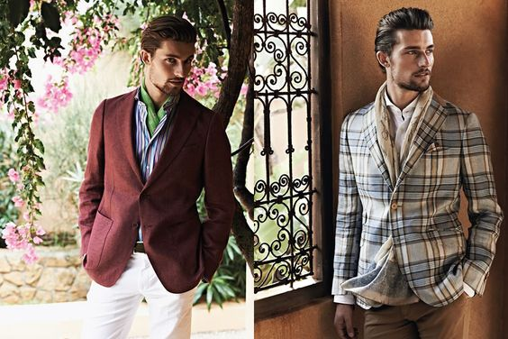 Scapa Spring/Summer 2015 Men's Lookbook