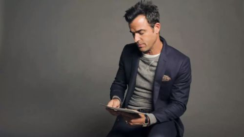 gq:  Justin Theroux Answers Questions about Life