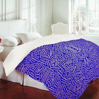 DENY Designs Home Accessories | Jacqueline Maldonado Radiate Gold Royal Duvet Cover - DORM!