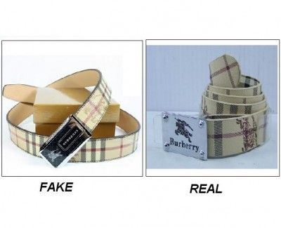 How to Spot Fake Burberry Belts, #stepbystep
