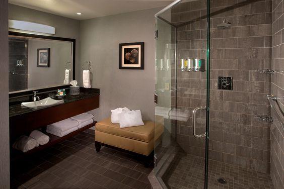 Guest Rooms Bath Rooms.