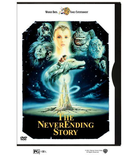 The Neverending Story for my kids