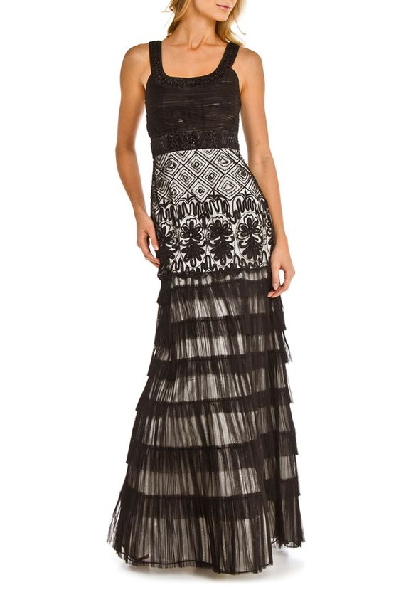 Sue Wong - Lauren Dress in Black