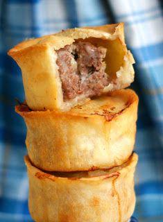 Gluten Free Scotch Pie