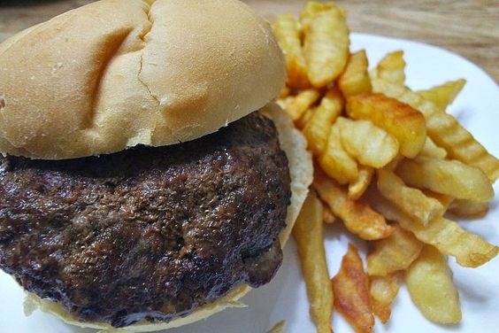Saltwater Happy's Homemade Hamburgers