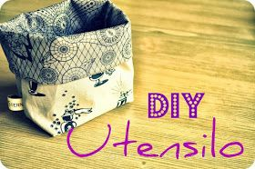 GrinseStern: Utensilo {DIY} ...