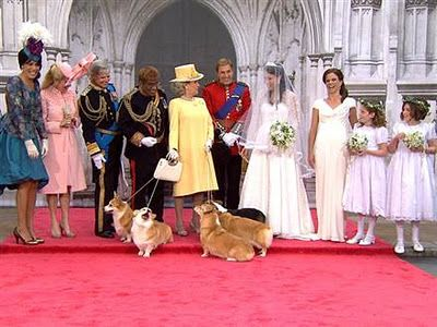 Cast Of The Today Show Dressed In Costumes As Royal Wedding But What I