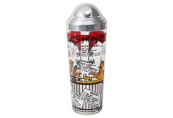 Old Fashioned Drink Recipe Shaker on OneKingsLane.com