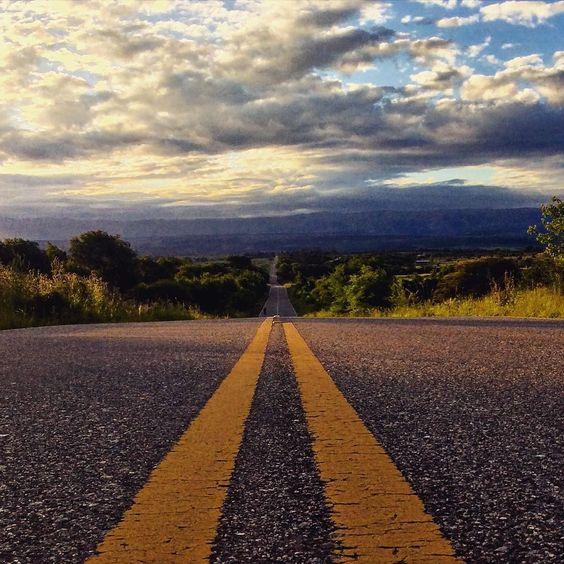 On instagram by mattrami #landscape #contratahotel (o)  Caminos de las Sierras  #travel #trip #summer #holidays #nature #beautiful  #sky #cordoba #argentina #instagood #instalike