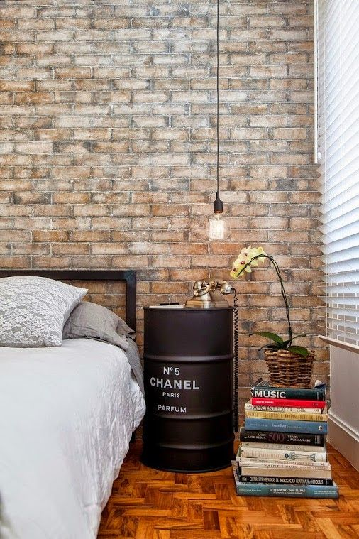 Casinha colorida Para quem é descolado quartos no estilo loft  Casinha Col