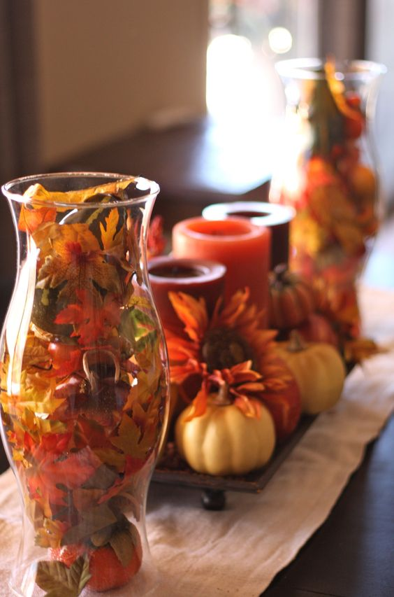 Thanksgiving Cute Ideas And Tables On Pinterest