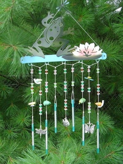 Beautiful pictures of and pictures on pinterest for Wind chime design ideas