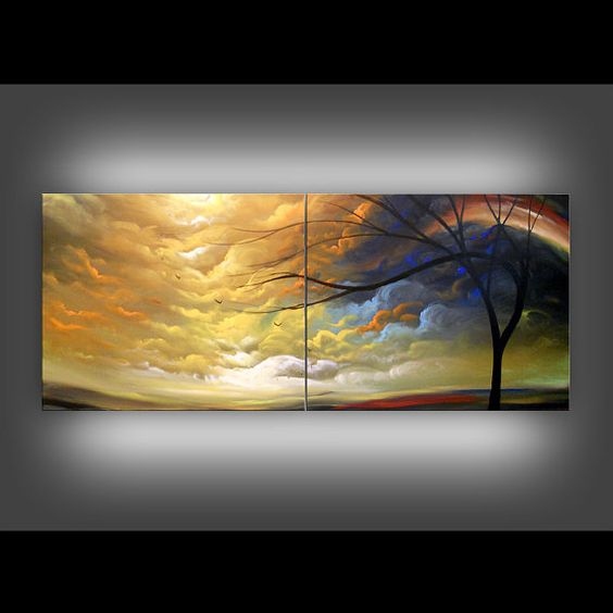 Abstract painting acrylic painting best selling item for Sell abstract art online
