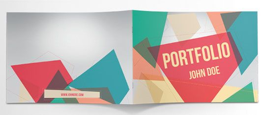 24 top brochure templates for designers Brochure template - portfolio word template