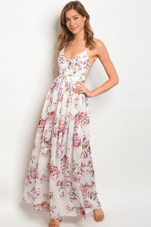 Women Clothing Uk Saleprice 20 Purple Floral Maxi Dress Maxi Dress Floral Chiffon Maxi Dress