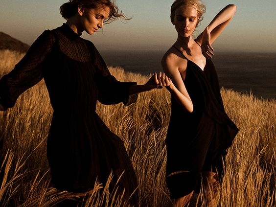 Catching the last Light on Fashion Served