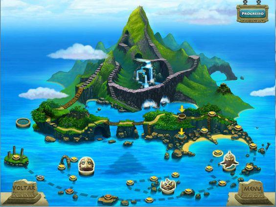 Embarque em uma jornada serena de relaxamento e dedução com Triazzle Island Deluxe, uma maravilhosa coleção de desafios para a cabeça Triazzle. http://atra.tv/Q4Fts2