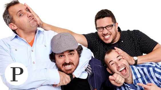 A Chat with 'Impractical Jokers': Joe Gatto and James Murray - YouTube